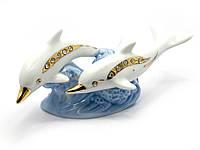 Статуэтка Два дельфина