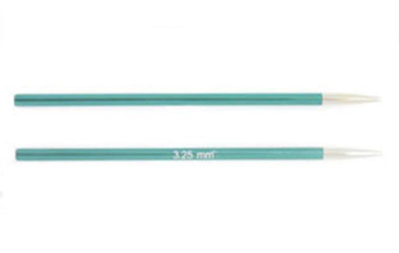 Спицы съемные Zing KnitPro, 3.25 мм
