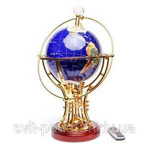 Глобус сувенир с подсветкой - фото