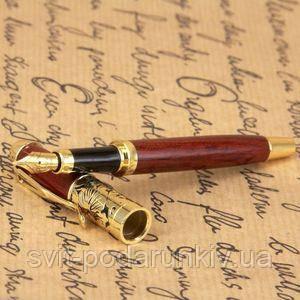 Перьевая подарочная ручка - фото
