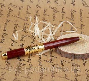 Подарочная шариковая ручка - фото