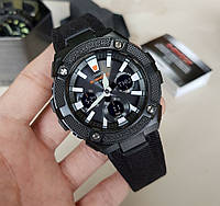 Часы Casio G-Shock G-Steel GST-S130BC-1A TOUGH SOLAR , фото 1