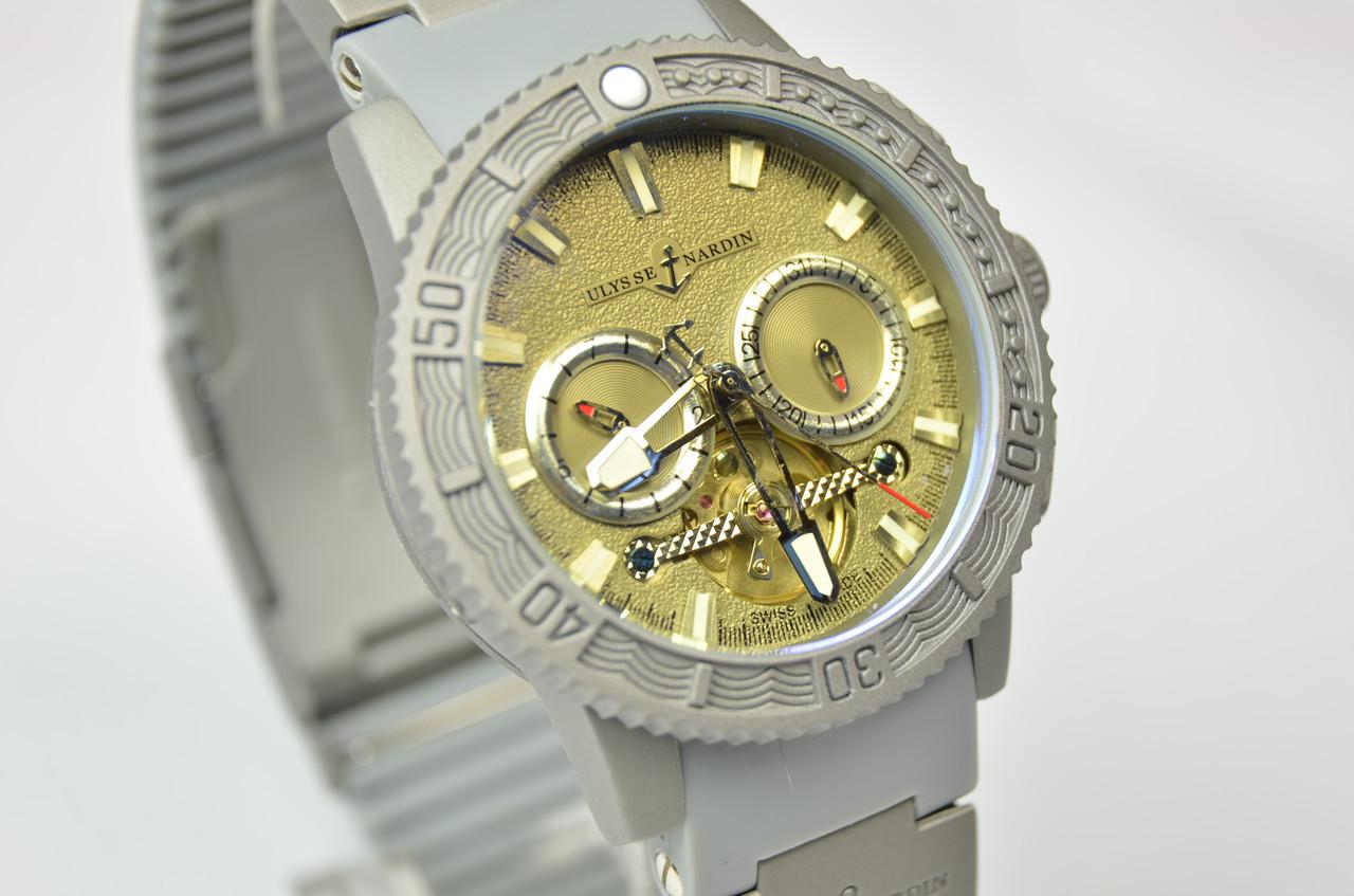 Мужские часы Ulysse Nardin Maxi Marine Matte