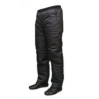 Теплые мужские зимние брюки на синтепоне  A11515