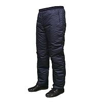 Теплые спортивные мужские штаны на синтепоне A11515 116777178cbdf