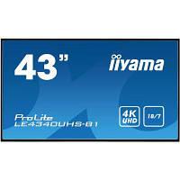LCD панель iiyama LE4340UHS-B1
