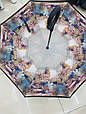 Ветрозащитный зонт обратного сложения UP-brella, АП брелла зонт с ветрозащитой. Акция!, фото 5