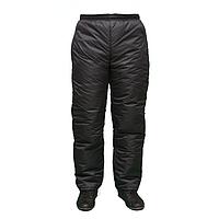 Зимние мужские штаны большие размеры на синтепоне   A1515G