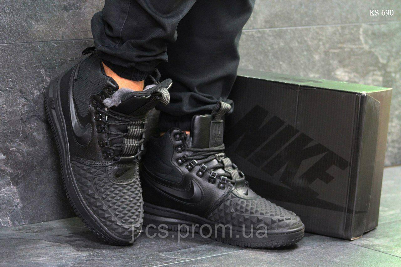 Кроссовки Мужские Nike Lunar Force 1 Duckboot ЗИМА — в Категории