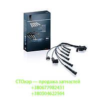 Провода зажигания Beru (к-т) AUDI 80 1,6, 100 2,0, VW AG TRANSPORTER T4 2,0