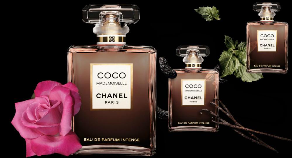 (Шанель Мадмуазель Интенс · Chanel Coco Mademoiselle Eau De Parfum Intense парфюмированная  вода 100 ml. 42113fbb90ab3