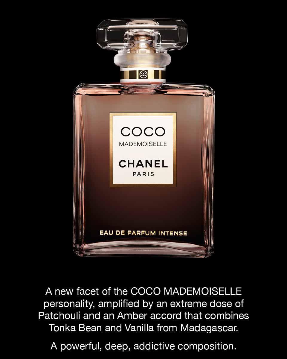 купить Chanel Coco Mademoiselle Eau De Parfum Intense