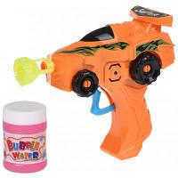 Игровой набор Same Toy мыльные пузыи Bubble Gun Машинка оранжевый (803Ut-3)