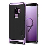 Чехол Spigen для Samsung S9 Plus Neo Hybrid, Lilac Purple, фото 1