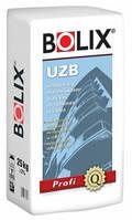 Клей для системы утепления Bolix UZB на пенополистироле универсальный С МИКРОВОЛОКНАМИ, 25кг