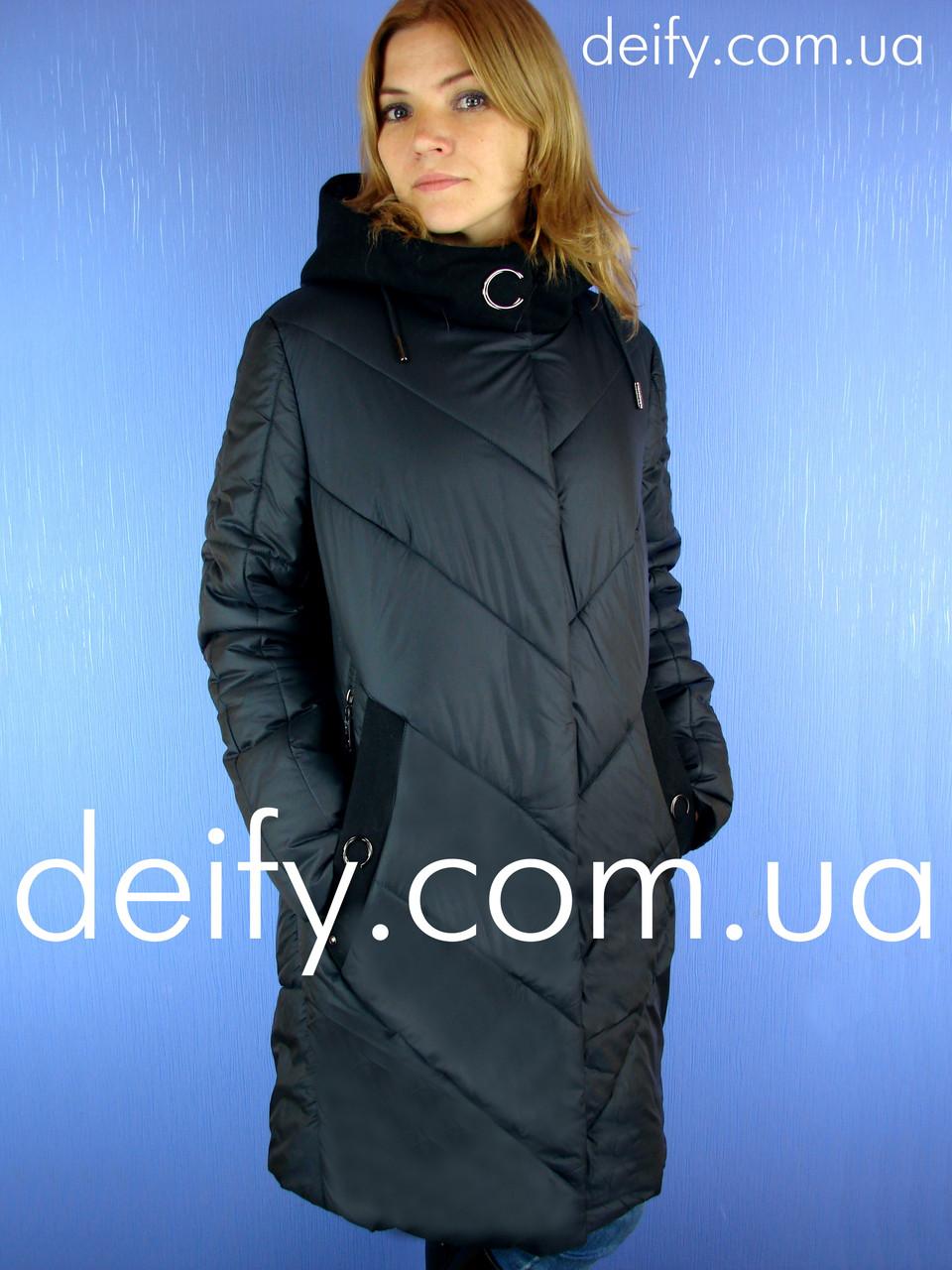 878feb479 Куртка, пуховик, пальто женское Qullet poem 8570 (52-64) Towmy ...