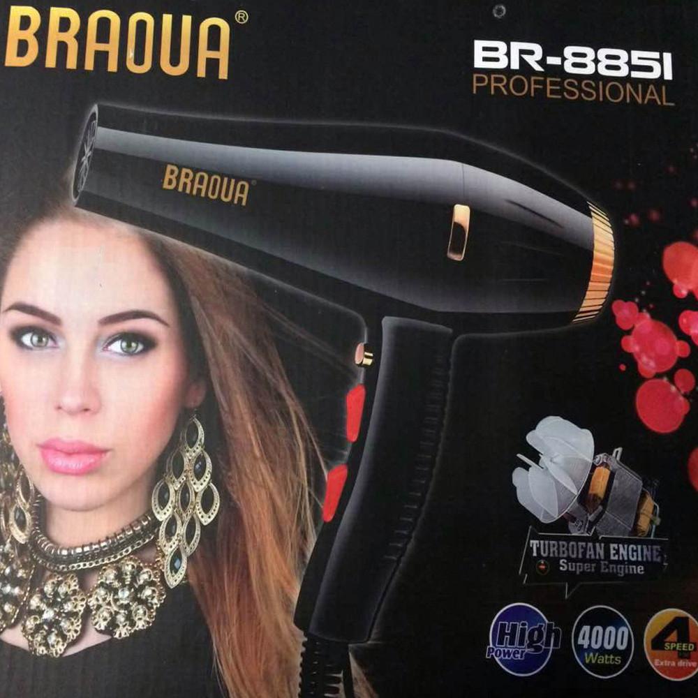 Профессиональный фен BROUA BR-8851