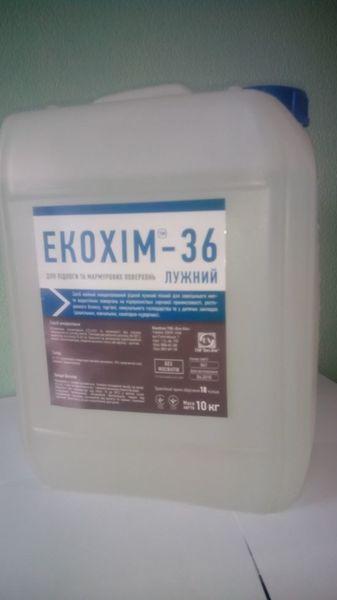 Средство Екохим-36 для мраморного пола 10л