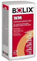 Клей для системы утепления Bolix WM на минеральной вате (армирующий), 25кг