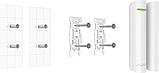 Беспроводной датчик открытия Ajax DoorProtect Plus, фото 3
