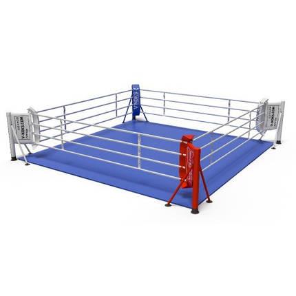 Ринг для бокса V`Noks напольный 7*7 м, фото 2