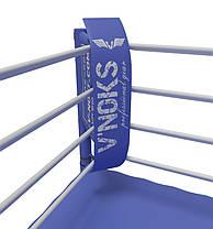 Ринг для бокса V`Noks Competition 6*6*1 метр, фото 3