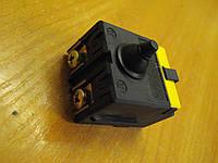 Кнопка включения УШМ для болгарки Sparky M 750E HD НОВЫЙ