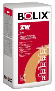 Клей для системы утепления Bolix ZW на минеральной вате, 25кг