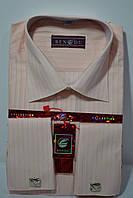 Мужская рубашка под запонку BENDU (размер 39.40.41.42.45.46), фото 1