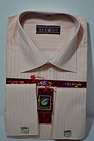 Мужская рубашка под запонку BENDU (размер 39.40.41.42.45.46)