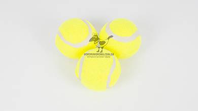 Теннисные мячи. Средний откос PROFI MS 0234. Салатовый