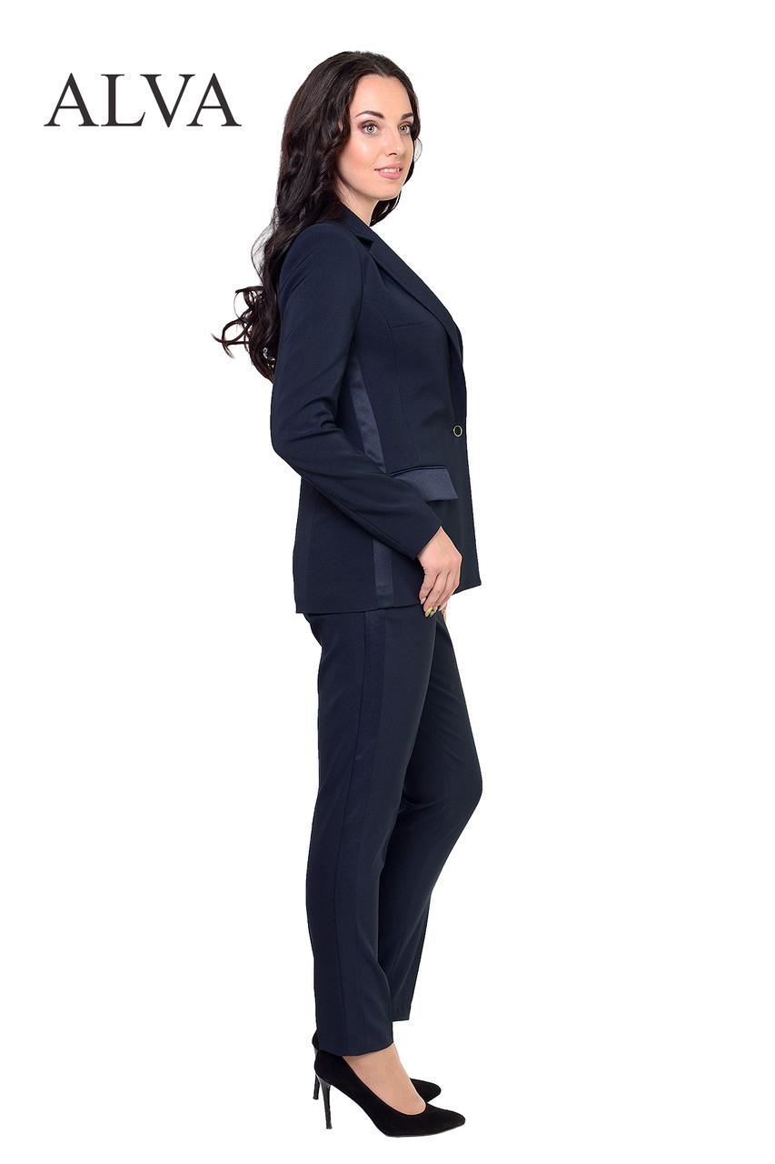 Брючный женский костюм 46-52
