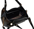 Женская бордовая сумка Michael Kors (28*32*13), фото 5