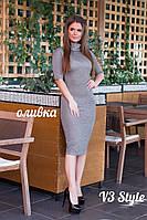 Платье футляр в расцветках 25914, фото 1