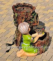 Декоративный фонтан Настенька, фото 3