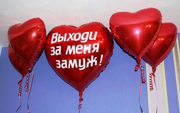 Надписи на шарах на день рождения в Днепре