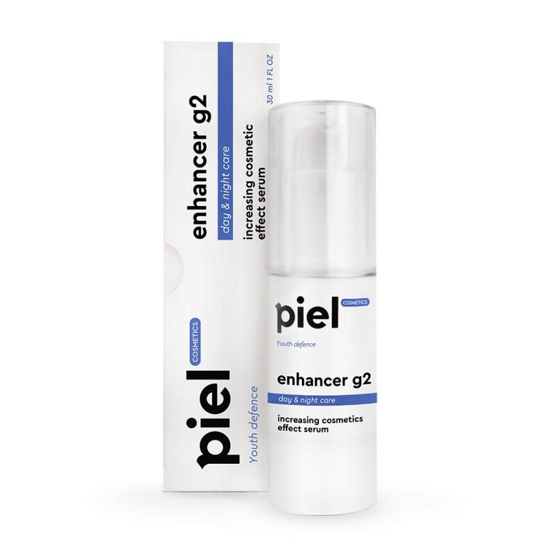 Enhanser Инновация от Piel Cosmetics: Сыворотка-проводник Пьель Косметик 30мл
