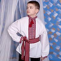 Вышиванки для мальчиков (ручная робота, поплин, 1-14 лет), фото 1
