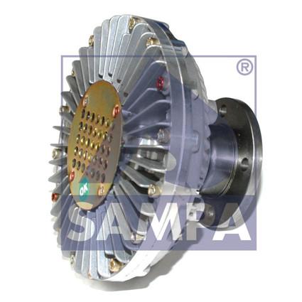Віскомуфта вентилятора MAN 021.347 / 51066300060 / NRF49014 / 3.15220 / FE26205 / 8MV376758-551 / 7063113