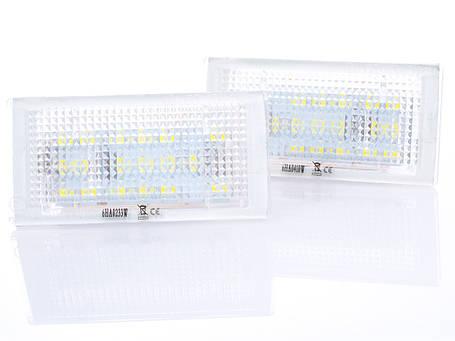 Подсветки номерного знака 1 пара (2 шт.), фото 2