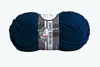 Madame Tricote Alpaca Gold № 019 чернильно-синий
