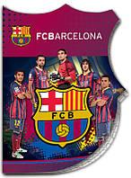 Блокнот А6 (60 листов, вырубка, клеевой) KITE 2014 Barcelona 223 (BC14-223K)