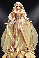 Коллекционная кукла Барби Блондинка Золотистый Блонд /The Blonds Blond Gold Barbie Doll