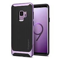 Чехол Spigen для Samsung S9 Neo Hybrid, Lilac Purple, фото 1