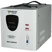 Стaбилизатор нaпряжения  Forte SDC-5000VA