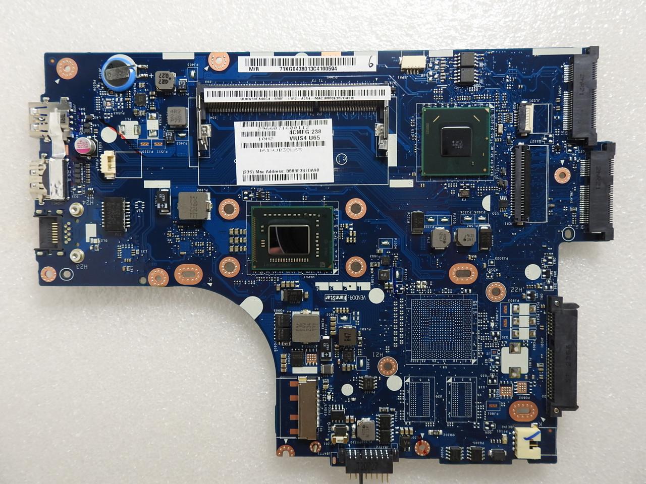 New. Материнская плата Lenovo S400 UMA i3-2365 90000692