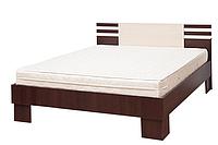 """Спальня, спальный гарнитур """"Элегия"""" 1,4м Кровать 2сп"""