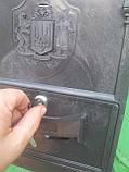Почтовый ящик Vita цвет чёрный Почтальон Печкин, фото 5