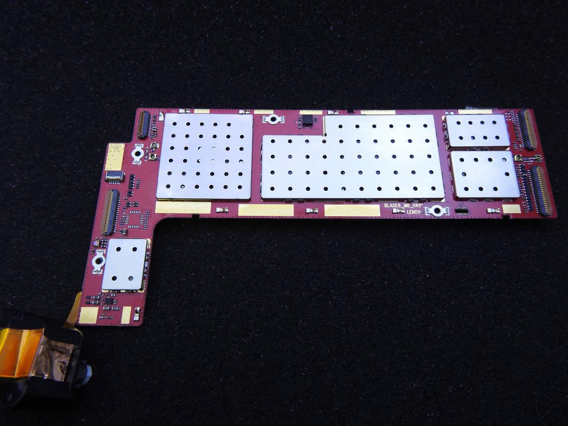 New. Материнская плата Lenovo B6000 WIFI+16Gb 5B29A464WB, фото 2