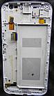 New. Motorola G XT1642 дисплей (модуль) в рамке White, фото 2